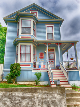 Bed and Breakfast Astoria OR